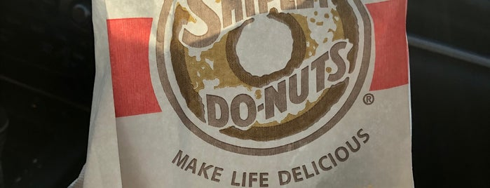 Shipley Do-Nuts is one of Galveston.