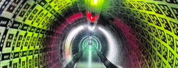 Сказочный тоннель (лифт к морю) is one of Lieux qui ont plu à Illia.