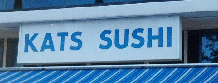 Kats Sushi is one of The Sushi Restaurant in Hawaii.