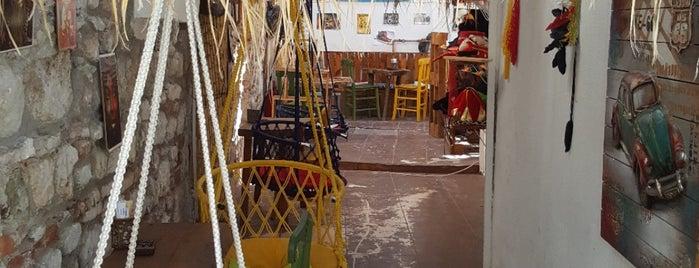 Riccio Cafe is one of Posti che sono piaciuti a Funda.