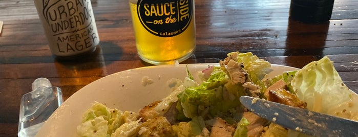 Sauce on the Side is one of Hometown Spots.