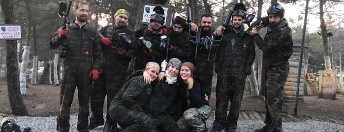 Natura Paintball is one of Etkinlik & Eğlence.