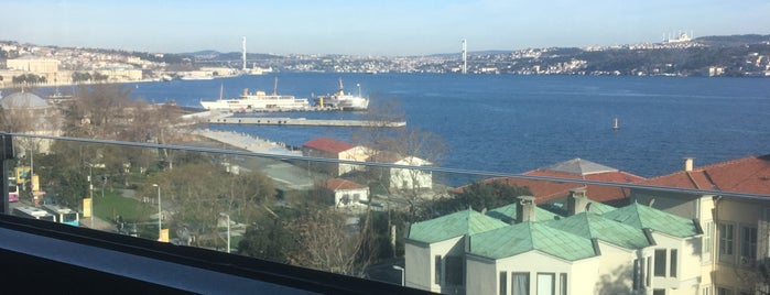 Metropolitan Hotels Bosphorus is one of Istanbul.