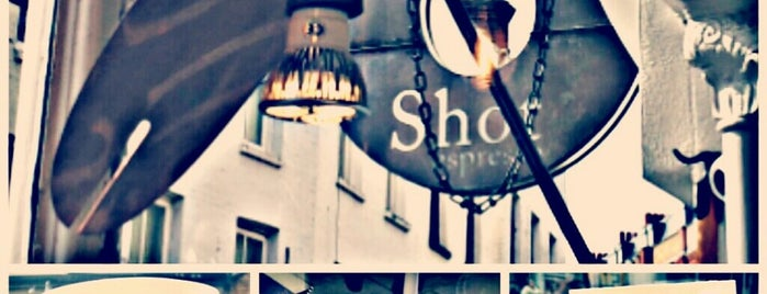 Shot Espresso is one of Locais curtidos por V.