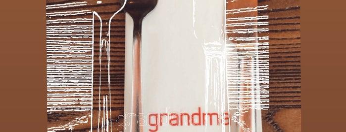Grandma is one of İstanbul.
