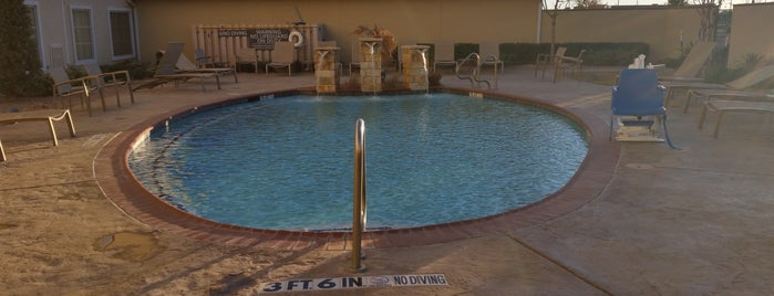Residence Inn Odessa is one of West Texas: Midland to El Paso.
