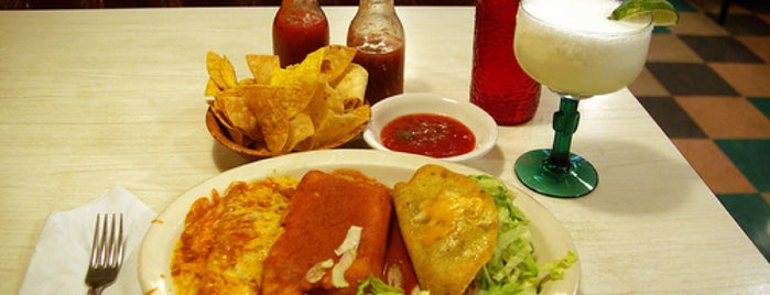 Rosa Mexicano is one of EAT.