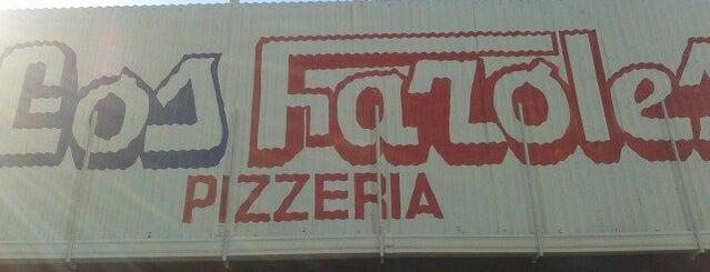 Rest. Los Faroles is one of Pizzerias Italiana comida.