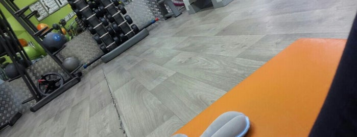Fitness Gym Prishtina is one of Quza-Fly Prishtina.