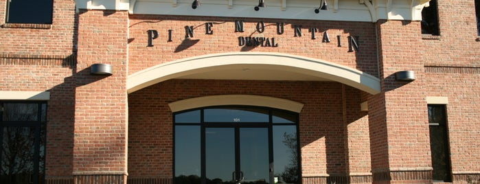 Pine Mountain Dental Care is one of Locais curtidos por Ashley.
