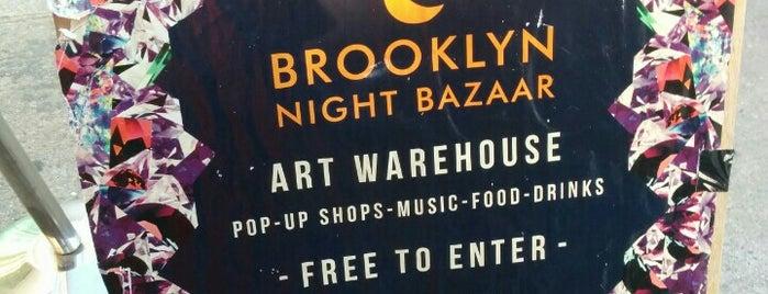 Brooklyn Night Bazaar is one of Whoops! Didn't Go Soon Enough....