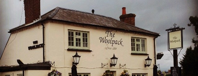The Woolpack is one of Tempat yang Disukai Carl.