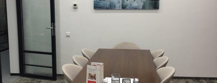 Summit Business Centre is one of Офисы, в которых можно подписаться на фрукты (ч.2).