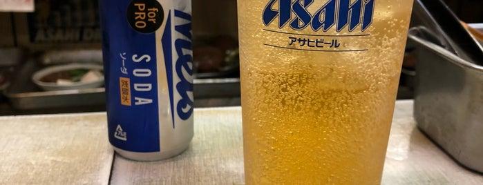 溝畑酒店 is one of 酩酊・大阪八十八カ所.