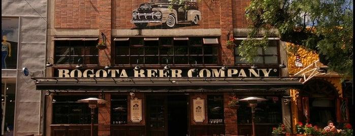 Bogotá Beer Company is one of Diversión en Bogotá Pass.