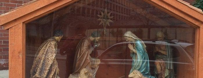 Saint Josephs Catholic Church is one of Cindy : понравившиеся места.