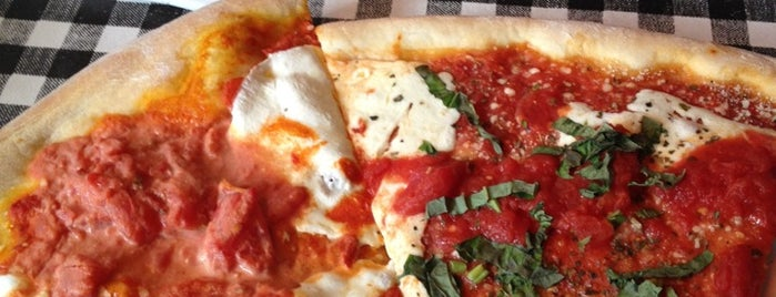 Pomodoro Ristorante is one of New York: Pizza.