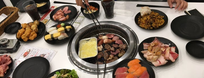 Buffet from ¥2000 in 90 minutes