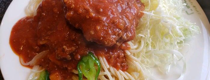 スパゲティ&キッチン ロビン is one of Hideさんの保存済みスポット.