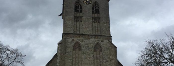 Evangelische Stadtkirche is one of Unna - must visit.
