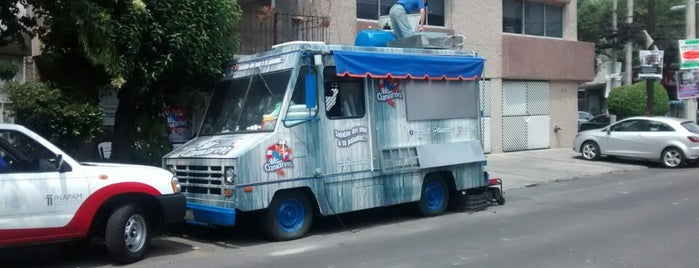 Mr. Camarón Food Truck is one of Ely: сохраненные места.
