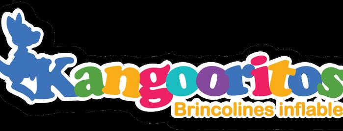 Kangooritos Brincolines Inflables is one of Recomendados en México, D.F..