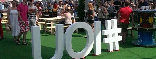7-й фестиваль уличной еды is one of Kyiv love.