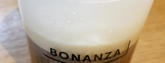 Bonanza Coffee is one of Coffee Excellence.