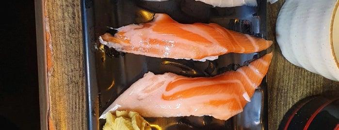 기다스시 is one of Seafood.