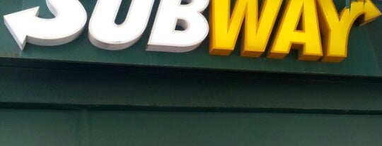 Subway is one of Buenos aires.