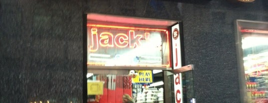 Jack's 99¢ Store is one of Nightmare Xmas Gift Trip.