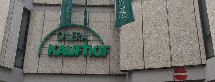 Galeria Karstadt Kaufhof is one of Freiburg 2018.