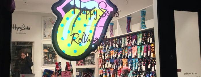 Happy Socks is one of Matthijs : понравившиеся места.