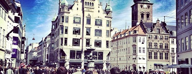 Copenaghen is one of Rettes.