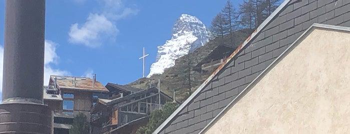Hotel Walliserhof Zermatt is one of Alpen-Tips.