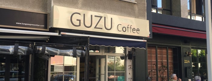GUZU Coffee is one of Ankara.