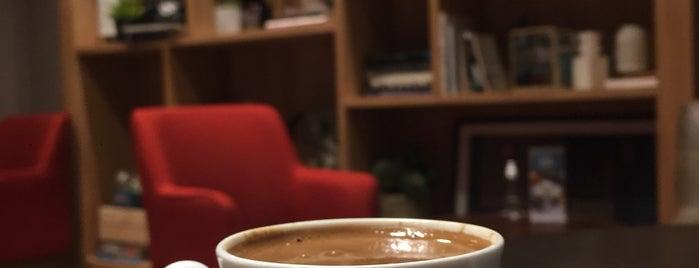 Kahve Dünyası is one of Orhan Veli 님이 좋아한 장소.