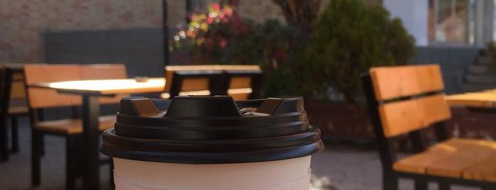 Coffee Break is one of สถานที่ที่ Deniz ถูกใจ.