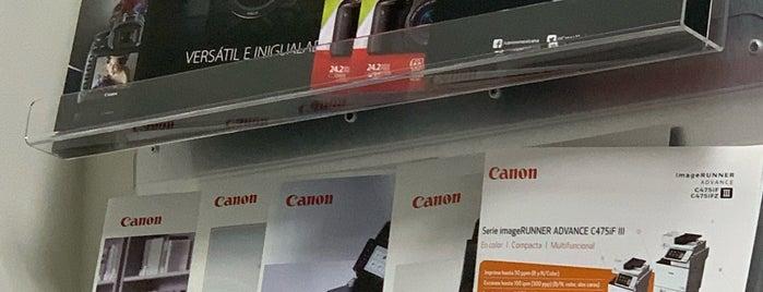 Canon is one of Lugares favoritos de Luis.
