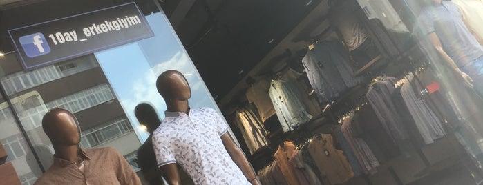 10 & Ay fashion is one of Ufuk'un Kaydettiği Mekanlar.