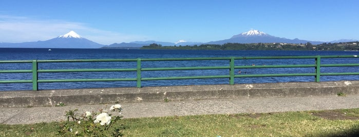 Costanera de Puerto Varas is one of Nino 님이 좋아한 장소.
