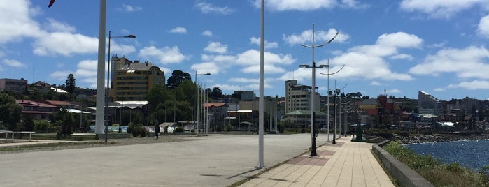 Costanera de Puerto Montt is one of Nino 님이 좋아한 장소.