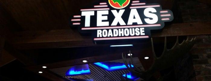texas roadhouse is one of Locais curtidos por Heba.