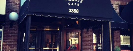 Corner Bakery Cafe is one of Atlanta bucket list.