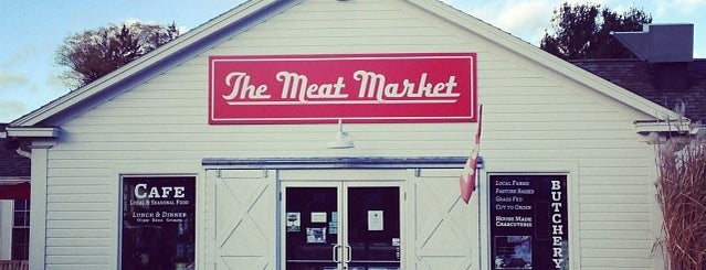 The Meat Market is one of Berkshires.