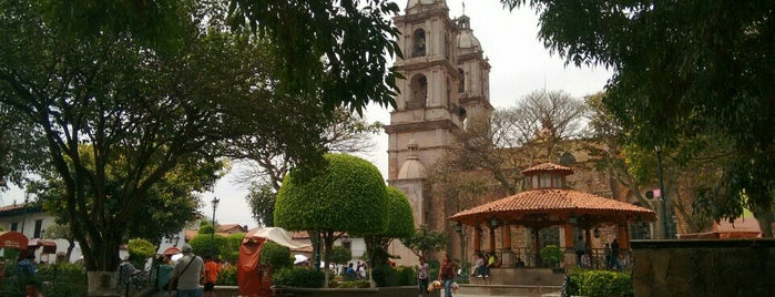 Zócalo Valle de Bravo is one of Armandoさんのお気に入りスポット.