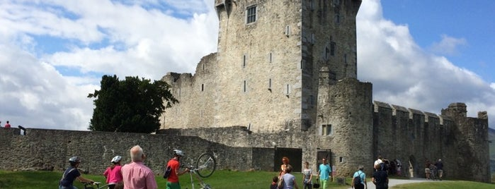 Ross Castle is one of To-visit in Ireland.