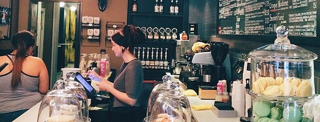 Café La Maude is one of Philly.