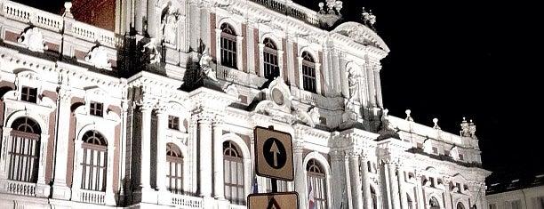 Palazzo Carignano is one of Posti che sono piaciuti a Claudio.