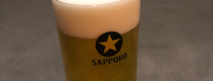 Sapporo The Bar is one of Hide 님이 저장한 장소.
